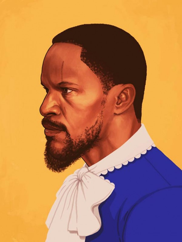 ART : les superbes portraits de Mike Mitchell 4