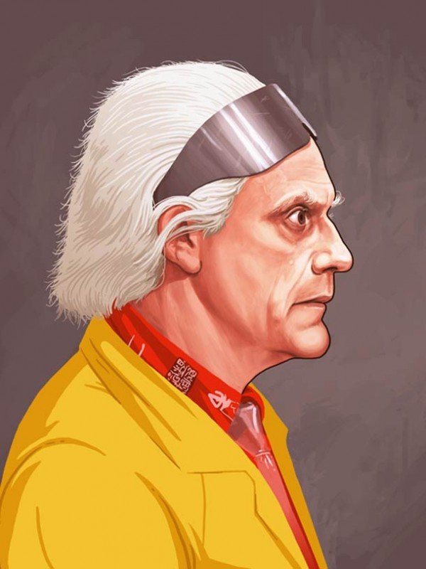 ART : les superbes portraits de Mike Mitchell 23