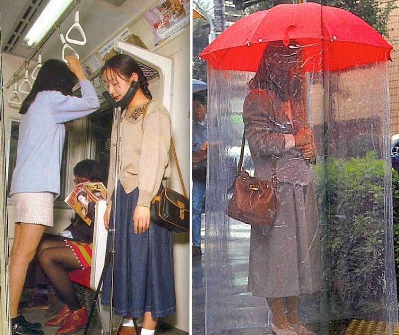 Des inventions japonaises complètement folles ! 1
