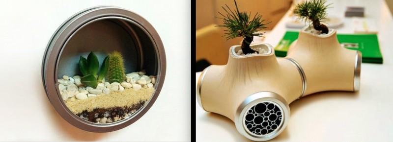 DECORATION : Des jardins miniatures pour votre intérieur ! 27
