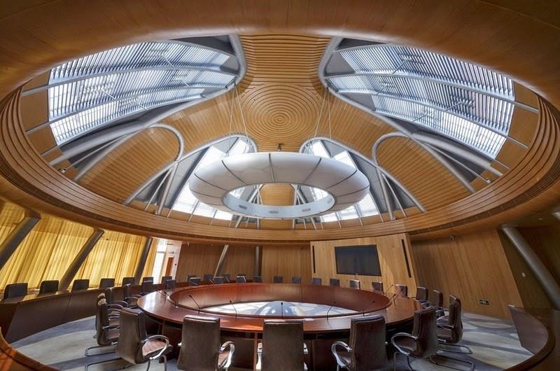 CHINE : visitez le magnifique Lotus Building 7