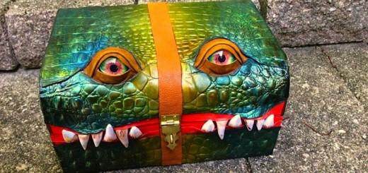 """Des valises """"monstrueuses"""" pour les voyageurs qui n'ont pas froid aux yeux ! 13"""