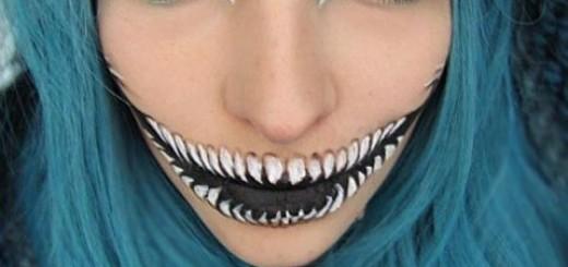 A TESTER : des idées de maquillage pour préparer Halloween 12