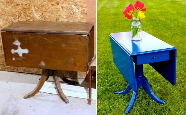 AVANT / APRES : donnez une seconde vie à vos anciens meubles et à votre aménagement intérieur 43