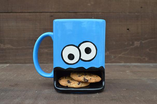 Si vous ne pouvez pas vous passer de votre café le matin... Ces tasses sont pour vous ! 13