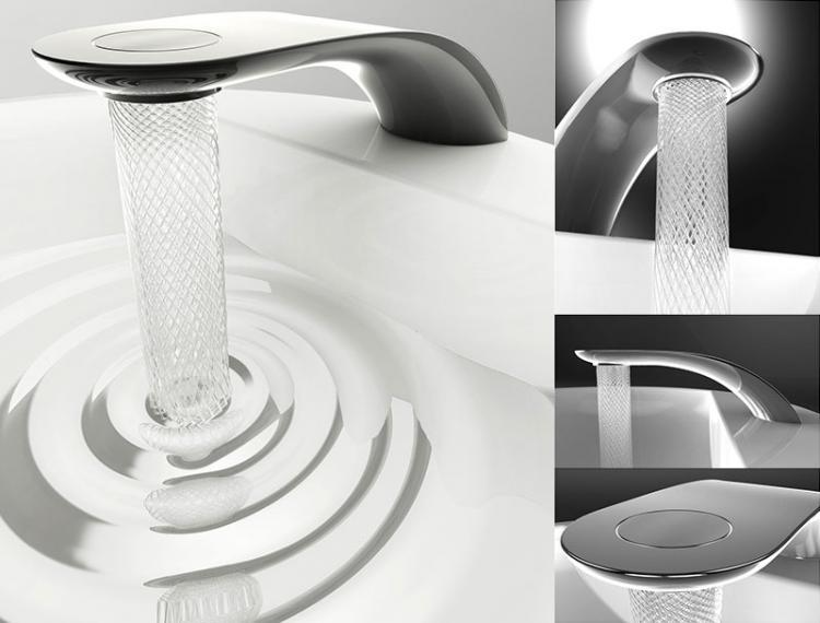 20 objets de d coration insolites pour votre salle de bain. Black Bedroom Furniture Sets. Home Design Ideas