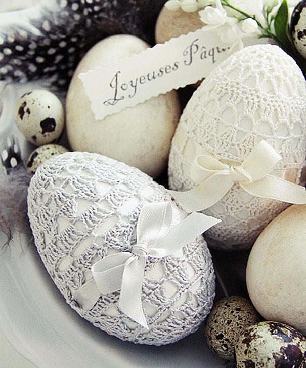 20 idées créatives pour décorer des oeufs de pâques 10