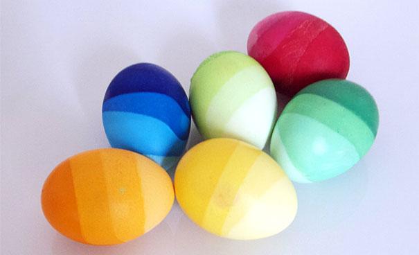 20 idées créatives pour décorer des oeufs de pâques 12