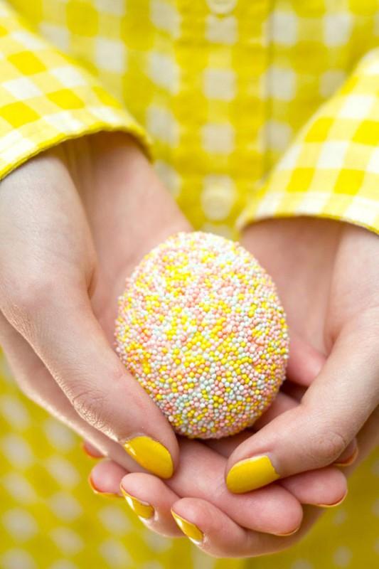20 idées créatives pour décorer des oeufs de pâques 2