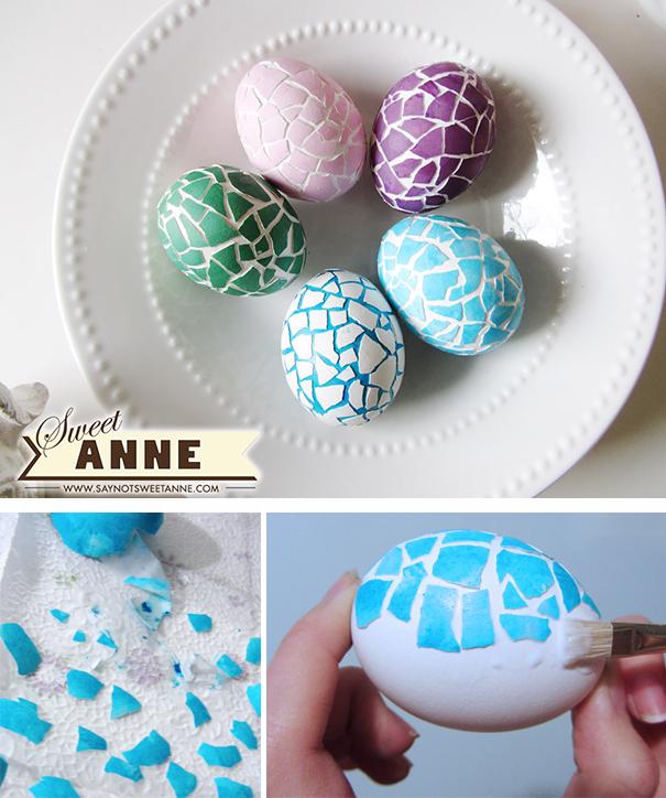 20 idées créatives pour décorer des oeufs de pâques 26