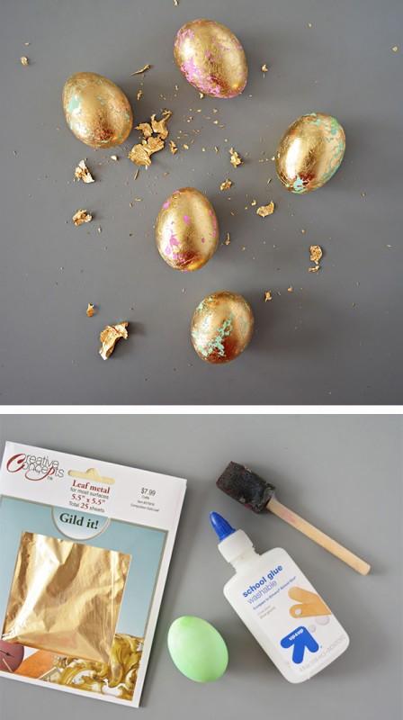 20 idées créatives pour décorer des oeufs de pâques 27