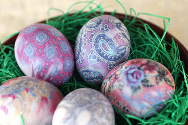 20 idées créatives pour décorer des oeufs de pâques 9