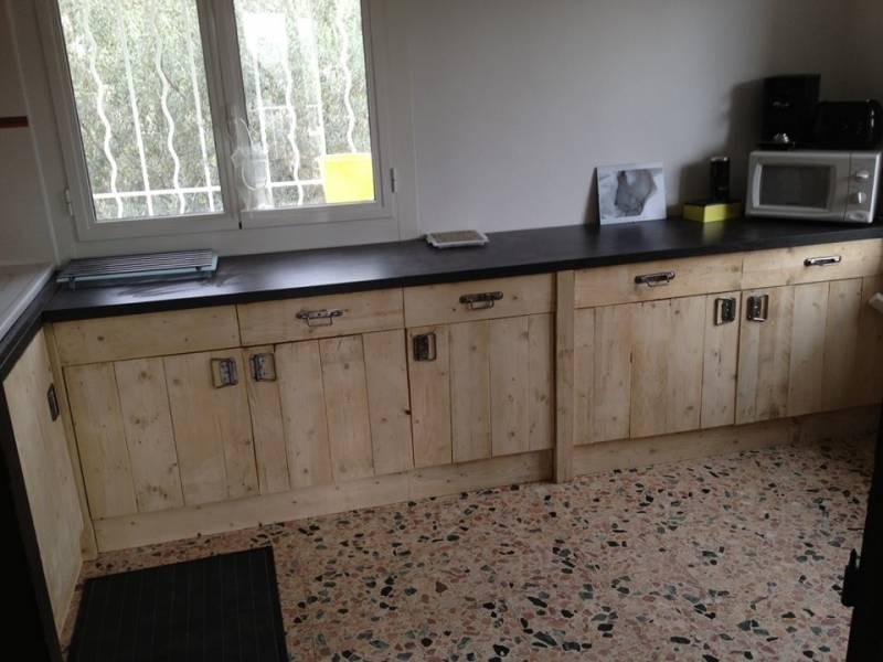 Top DECO : les palettes s'invitent dans votre cuisine KP81