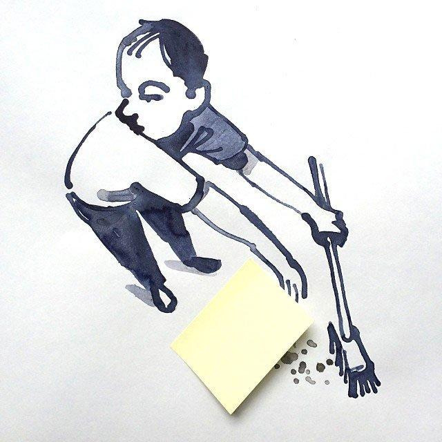 paper art13
