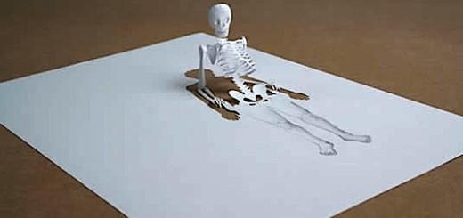 10 magnifiques sculptures sur papier ! 10