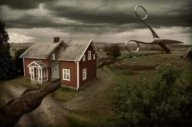 Les photos surréalistes d'Erik Johansson 20