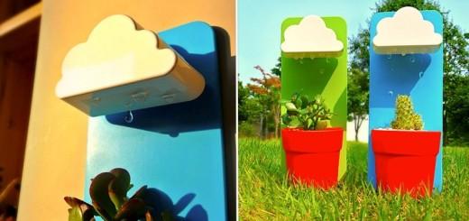 Arrosez vos plantes grâce à ce petit nuage ! 8