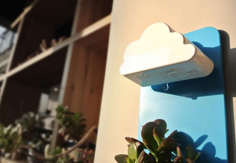 Arrosez vos plantes grâce à ce petit nuage ! 1