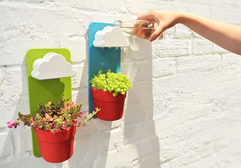 Arrosez vos plantes grâce à ce petit nuage ! 2