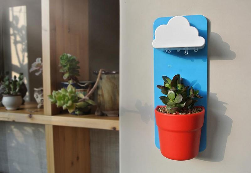 Arrosez vos plantes grâce à ce petit nuage ! 4