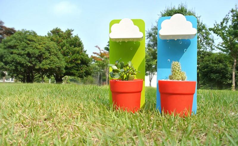 Arrosez vos plantes grâce à ce petit nuage ! 5