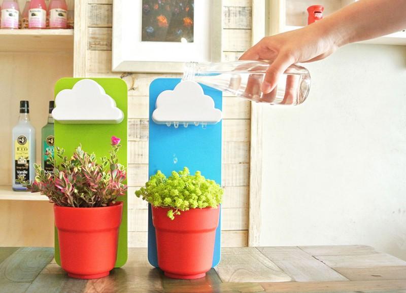 Arrosez vos plantes grâce à ce petit nuage ! 7