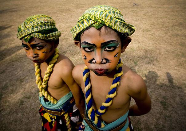 BOROBUDUR FESTIVAL, JAVA ISLAND INDONESIA