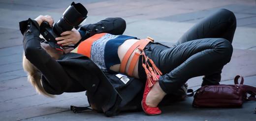 Les positions complètement FOLLES de 30 photographes 7