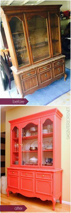 AVANT / APRES : donnez une seconde vie à vos anciens meubles et à votre aménagement intérieur 10
