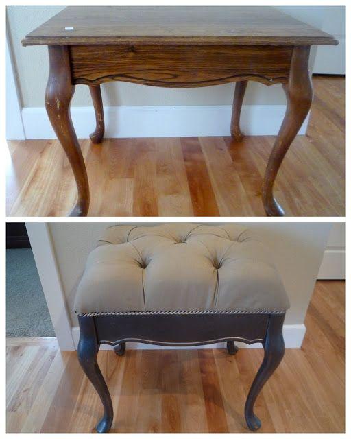 AVANT / APRES : donnez une seconde vie à vos anciens meubles et à votre aménagement intérieur 11