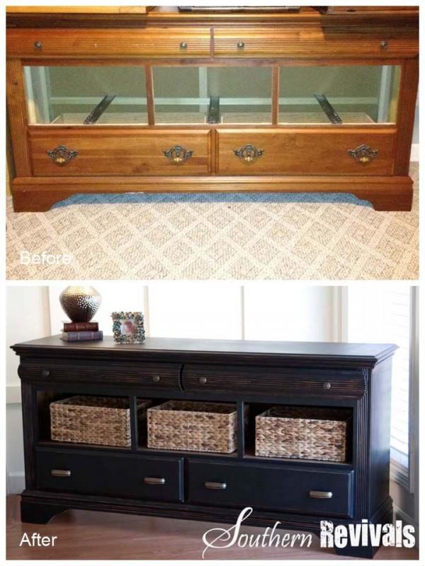 AVANT / APRES : donnez une seconde vie à vos anciens meubles et à votre aménagement intérieur 12