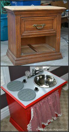 AVANT / APRES : donnez une seconde vie à vos anciens meubles et à votre aménagement intérieur 13