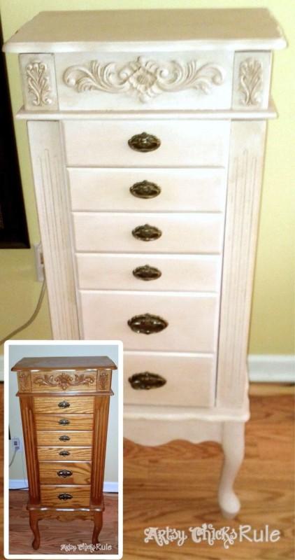AVANT / APRES : donnez une seconde vie à vos anciens meubles et à votre aménagement intérieur 15