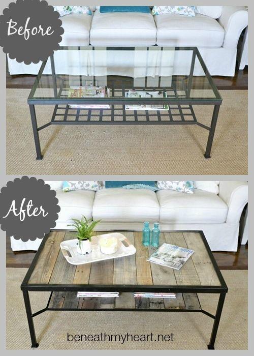 AVANT / APRES : donnez une seconde vie à vos anciens meubles et à votre aménagement intérieur 17