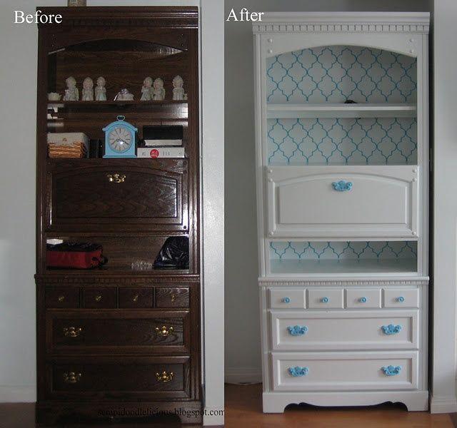 AVANT / APRES : donnez une seconde vie à vos anciens meubles et à votre aménagement intérieur 18