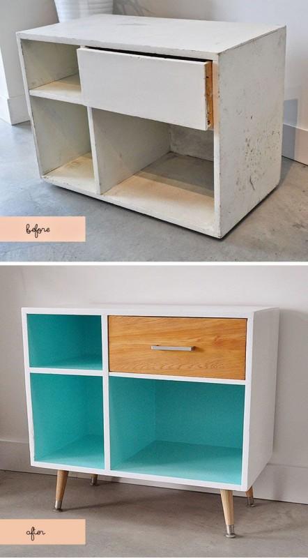 AVANT / APRES : donnez une seconde vie à vos anciens meubles et à votre aménagement intérieur 19