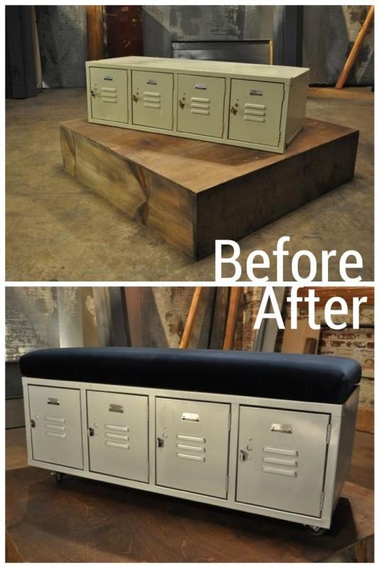 AVANT / APRES : donnez une seconde vie à vos anciens meubles et à votre aménagement intérieur 20