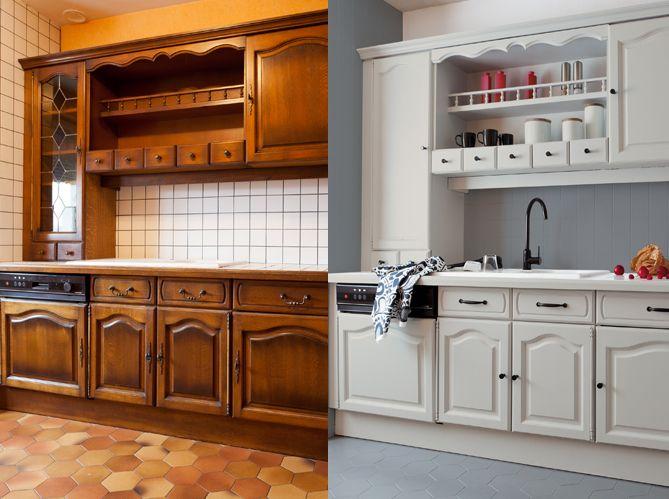 AVANT / APRES : donnez une seconde vie à vos anciens meubles et à votre aménagement intérieur 21