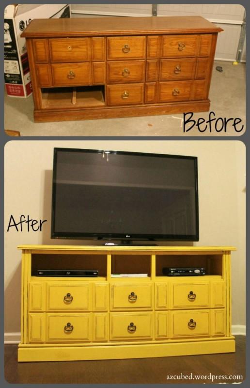 AVANT / APRES : donnez une seconde vie à vos anciens meubles et à votre aménagement intérieur 23