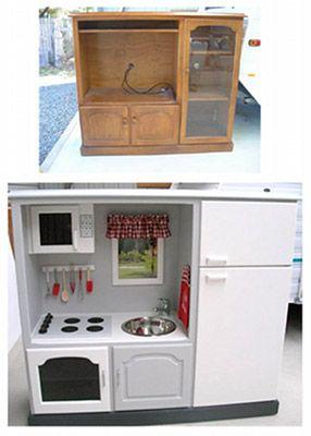 AVANT / APRES : donnez une seconde vie à vos anciens meubles et à votre aménagement intérieur 24