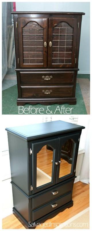 AVANT / APRES : donnez une seconde vie à vos anciens meubles et à votre aménagement intérieur 25