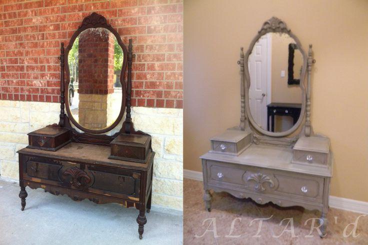 AVANT / APRES : donnez une seconde vie à vos anciens meubles et à votre aménagement intérieur 26
