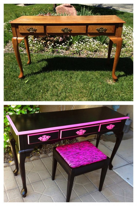 AVANT / APRES : donnez une seconde vie à vos anciens meubles et à votre aménagement intérieur 27