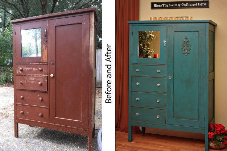 AVANT / APRES : donnez une seconde vie à vos anciens meubles et à votre aménagement intérieur 28