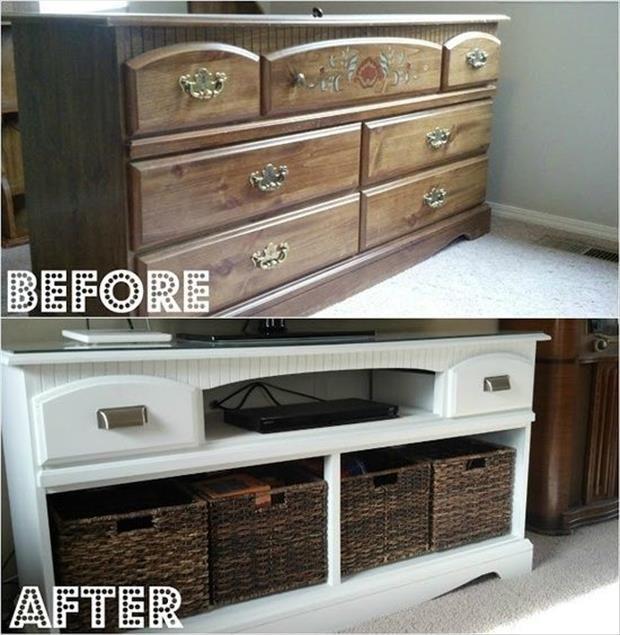 AVANT / APRES : donnez une seconde vie à vos anciens meubles et à votre aménagement intérieur 30