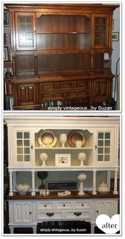 AVANT / APRES : donnez une seconde vie à vos anciens meubles et à votre aménagement intérieur 33