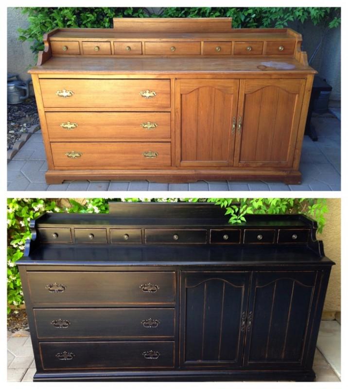 AVANT / APRES : donnez une seconde vie à vos anciens meubles et à votre aménagement intérieur 34