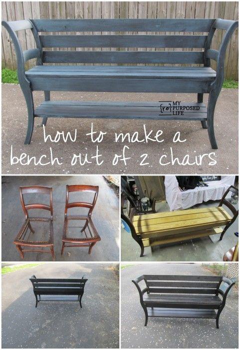 AVANT / APRES : donnez une seconde vie à vos anciens meubles et à votre aménagement intérieur 35