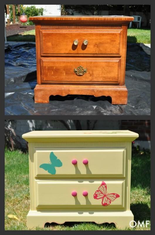 AVANT / APRES : donnez une seconde vie à vos anciens meubles et à votre aménagement intérieur 4