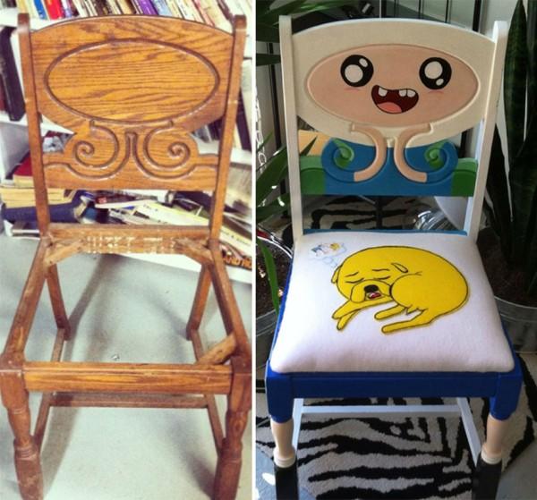 AVANT / APRES : donnez une seconde vie à vos anciens meubles et à votre aménagement intérieur 40